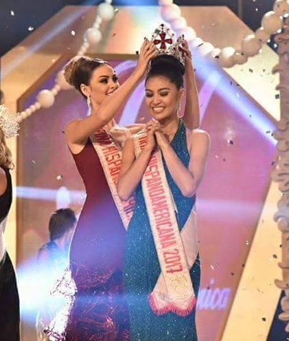 Southville Alumna Wins Reina Hispanoamericana Crown