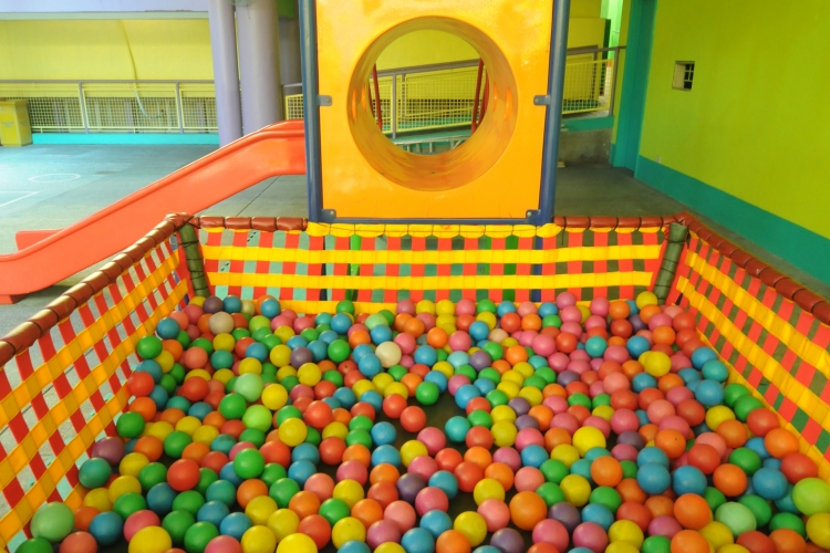 Star Campus Play Area