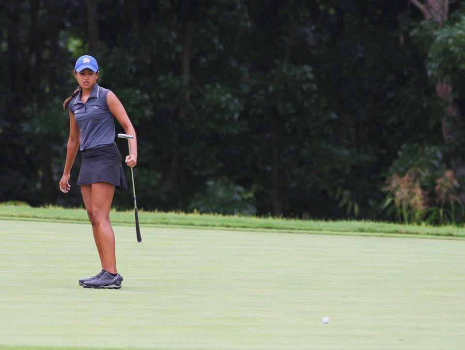 Southville-Innove Alumna Headlines University Golf Scene