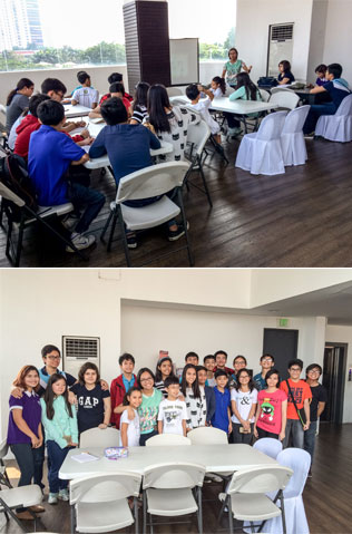 Southville conducts Essay Writing workshop at Fully Booked