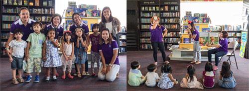 Southville runs Storytelling for Preschool at Fully Booked