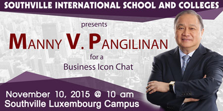 Southville invites you to a business chat with MVP