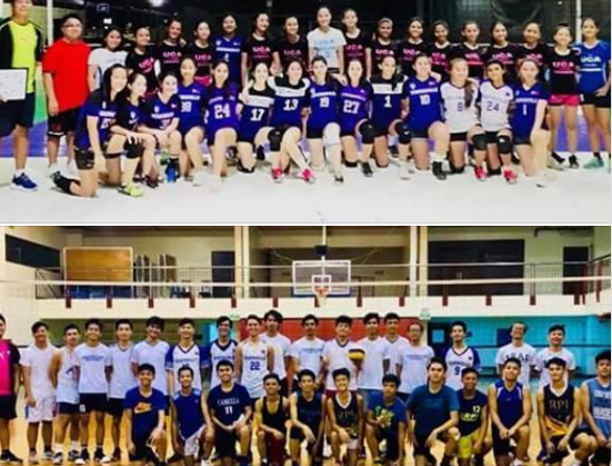 Southville Athletes Bring Back to Back Wins