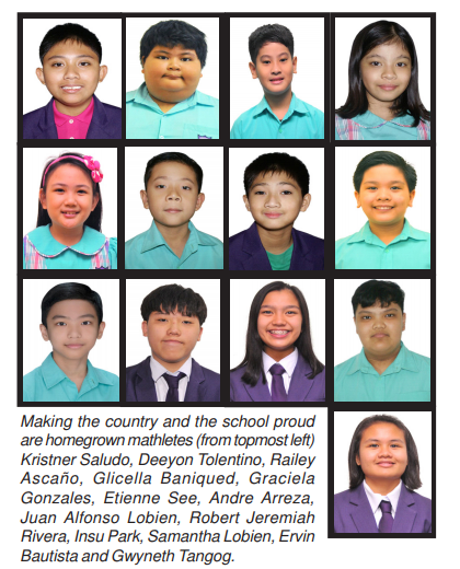 Southville Mathletes distinguish themselves at national and international contests