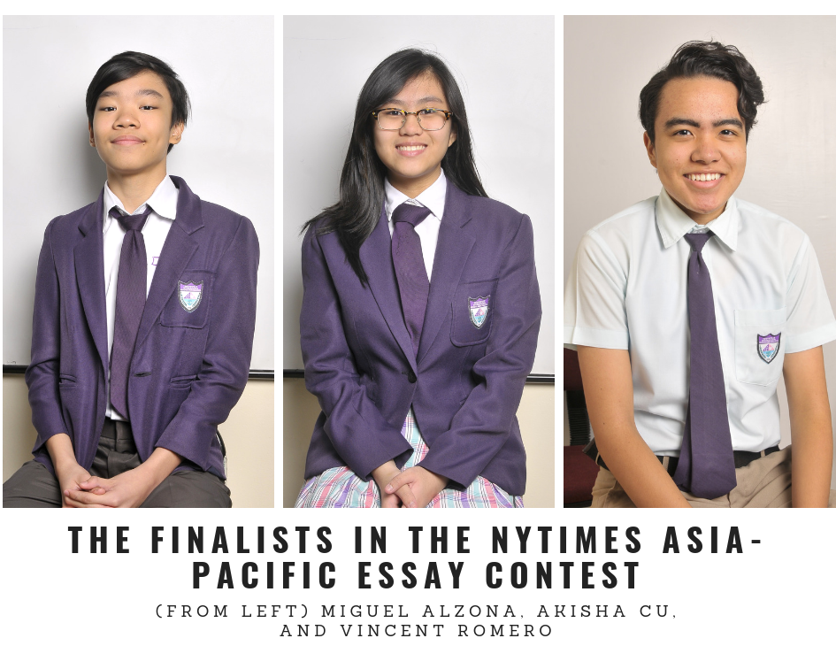 SOUTHVILLE MONARCHS AT THE NEW YORK TIMES WRITING COMPETITION