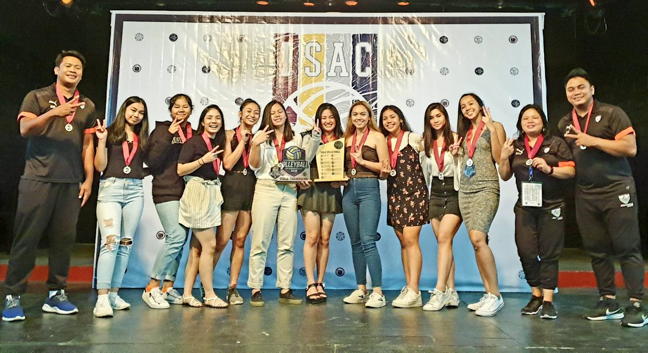 Southville Volleybelles Secure Back-to-Back Titles