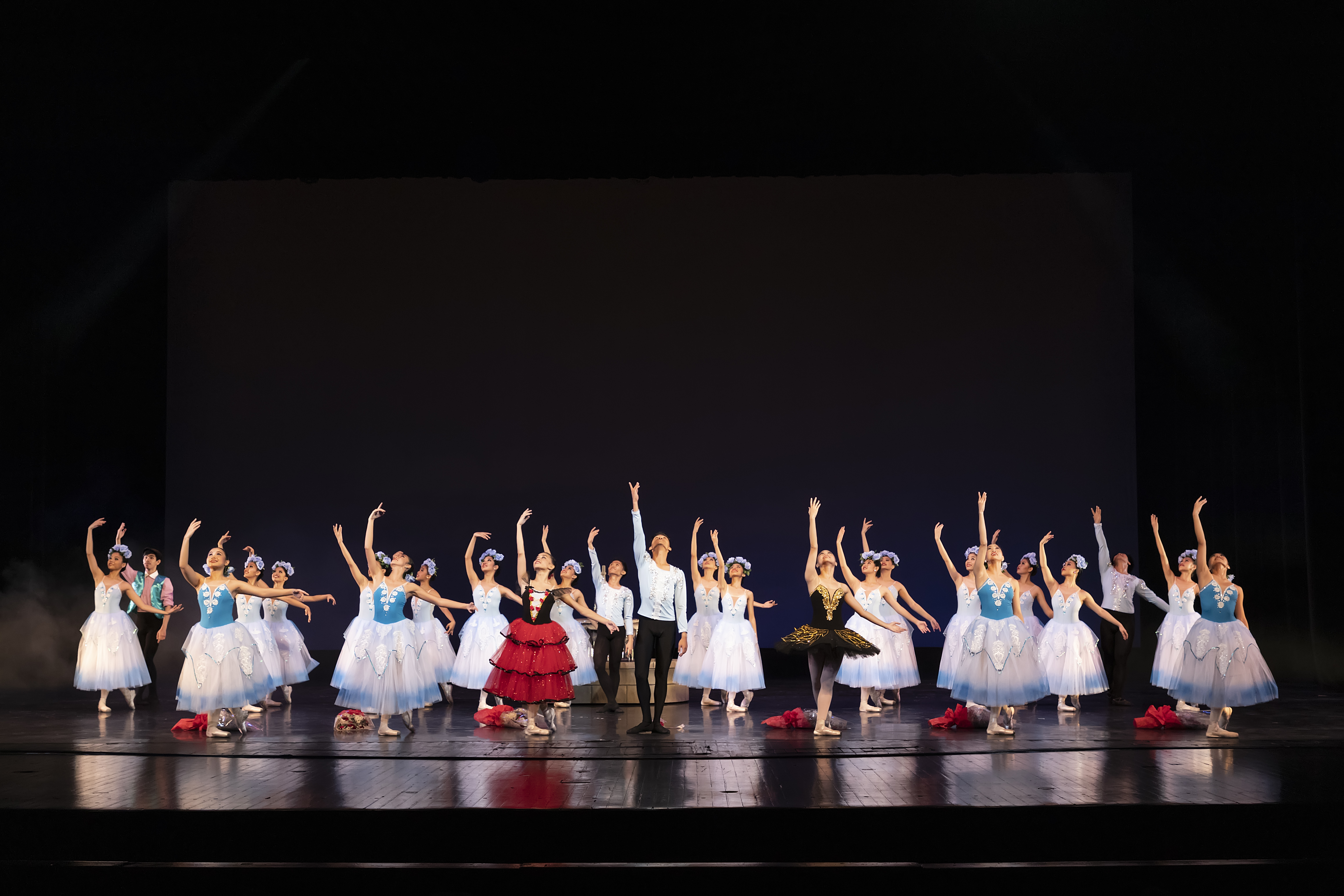 ACTS Manila – Southville Ballerinas Join Performance at the CCP
