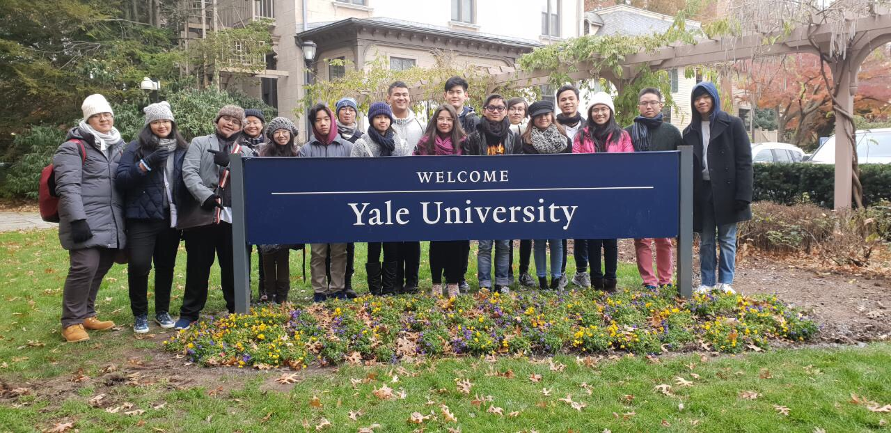 Monarchs Bag Awards at the YALE UNIVERSITY WORLD SCHOLAR'S CUP 2018