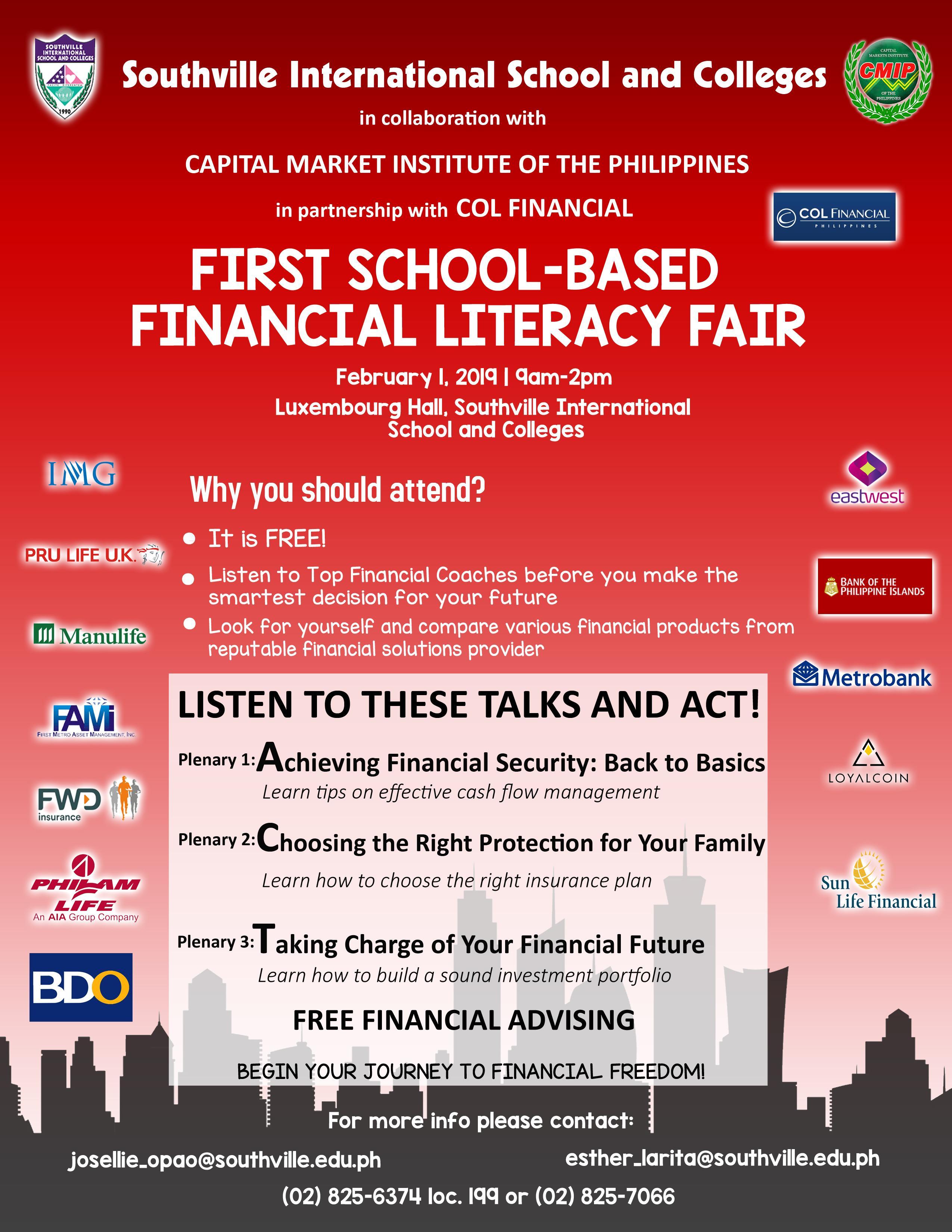 Financial Literacy Fair