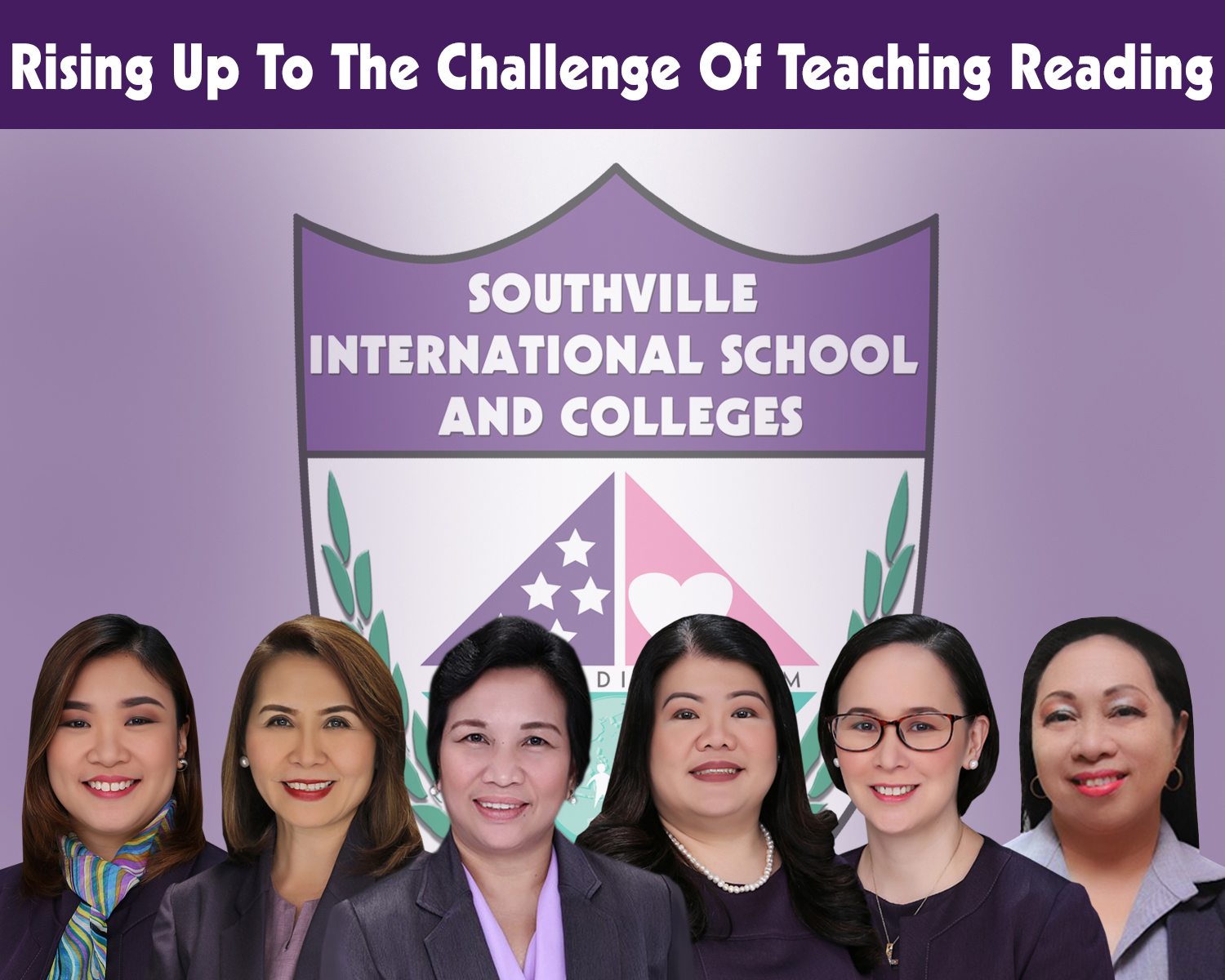 Reading and Library Strategies Revisited at Southville's 2nd Reading Conference