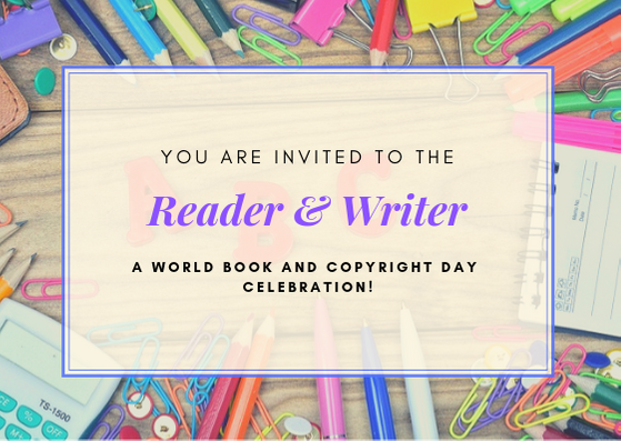 SISC CommSoc Joins United Nation's World Book and Copyright Day