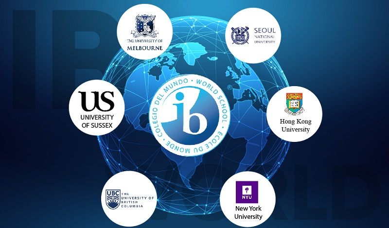 Graduating IBDP Students Get Accepted into Top Universities Worldwide