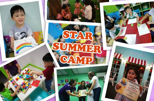 STAR Summer Camp Excites Parents, Kids
