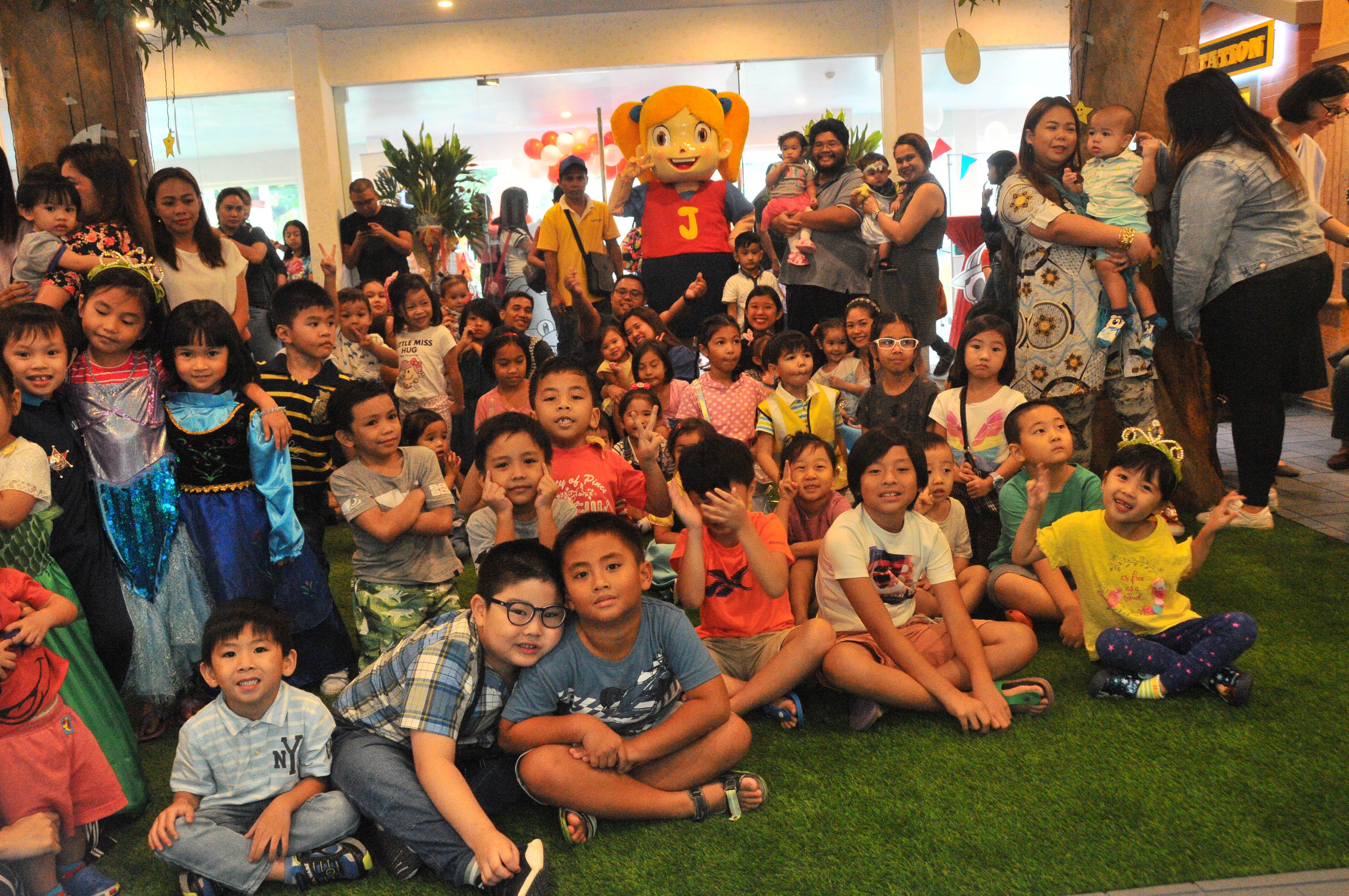The SGEN Learning Village Turns 1