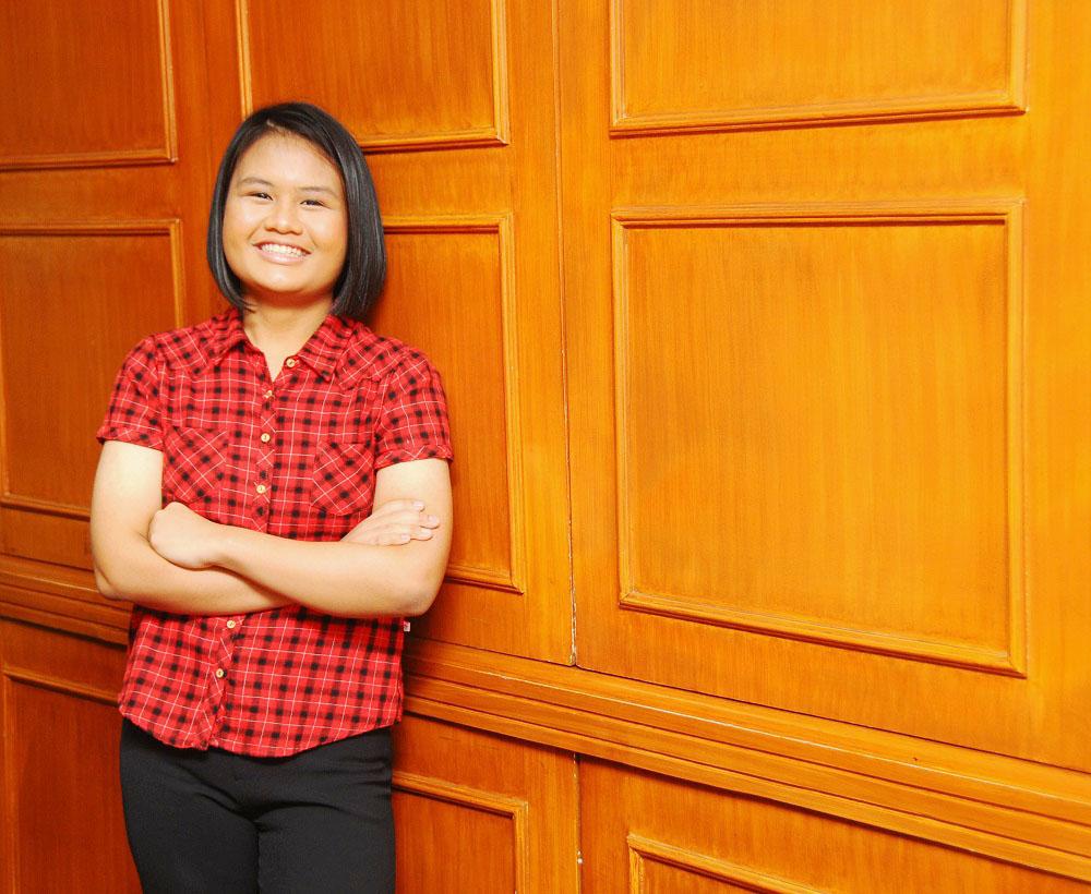 Multi-medalist Gwyn Tangog Celebrates Her 5th International Competition Victory