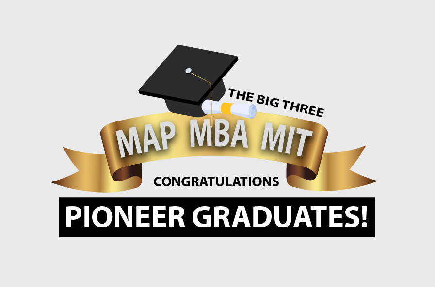 The BIG THREE: Celebrating Southville's MBA, MAP, and MIT Pioneer Graduates