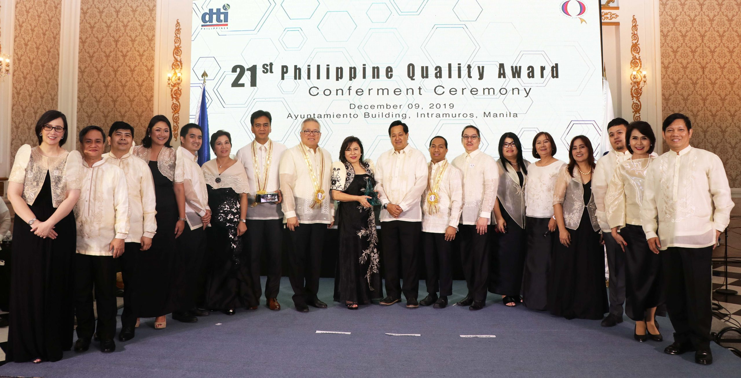 Southville receives Philippine Quality Award (PQA)