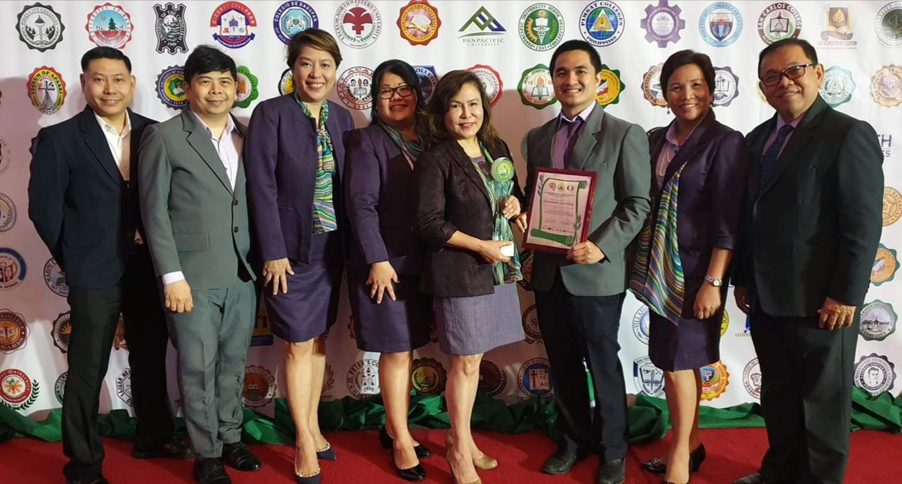 SOUTHVILLE Receives Awards from PACUCOA