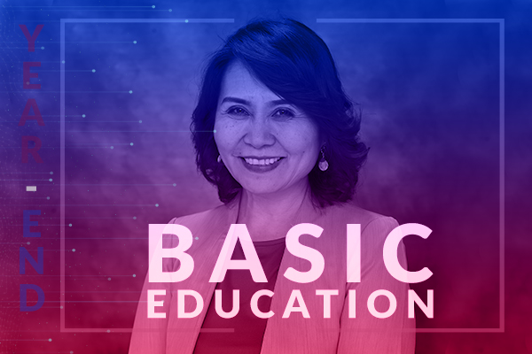 Basic Education A.Y. 19-20 Year-End Message | Stay AMAZING while you STAY AT HOME