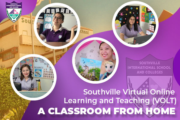 Southville Preschool Teachers Transform Their Personal Spaces Into A Classroom From Home