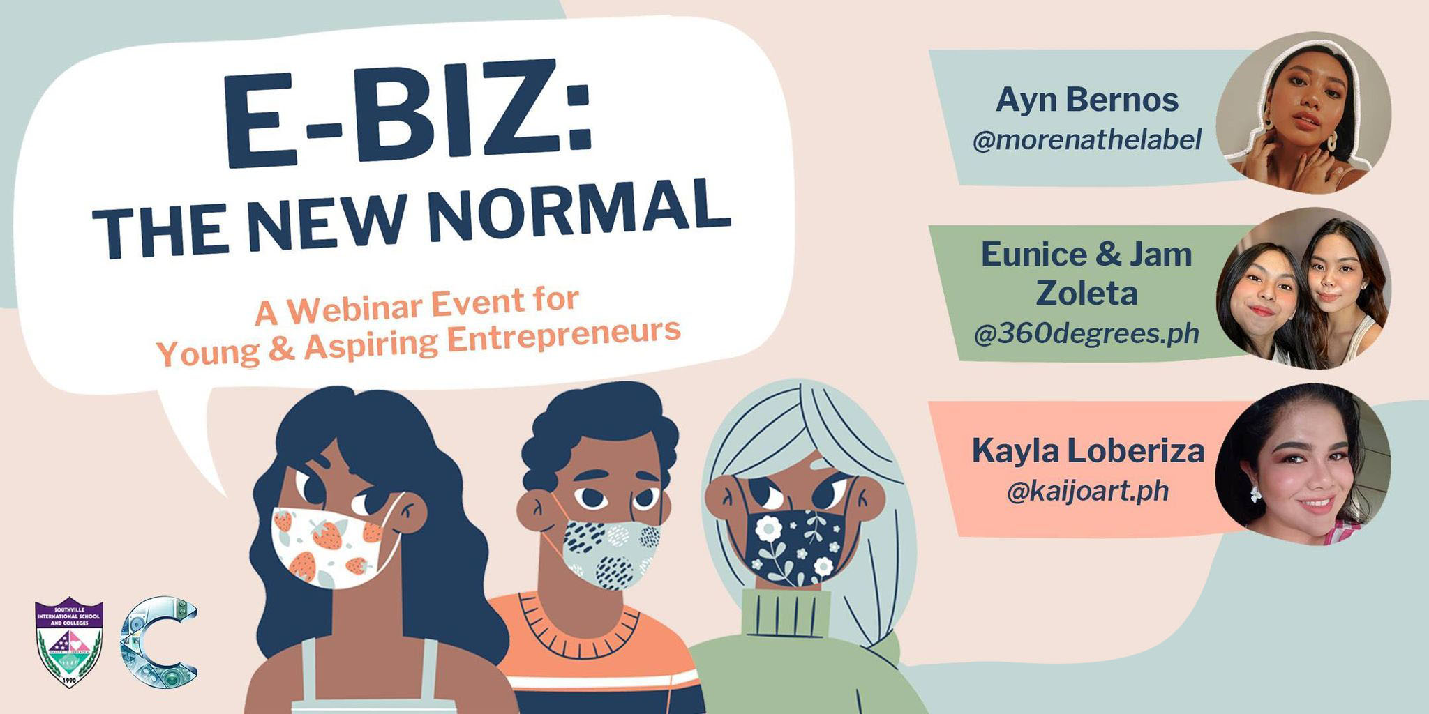 Southville Holds E-Biz Webinar for Aspiring Entrepreneurs