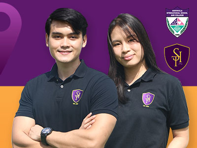 Southville Students Occupy TOP Positions in National and Regional Tourism Organization
