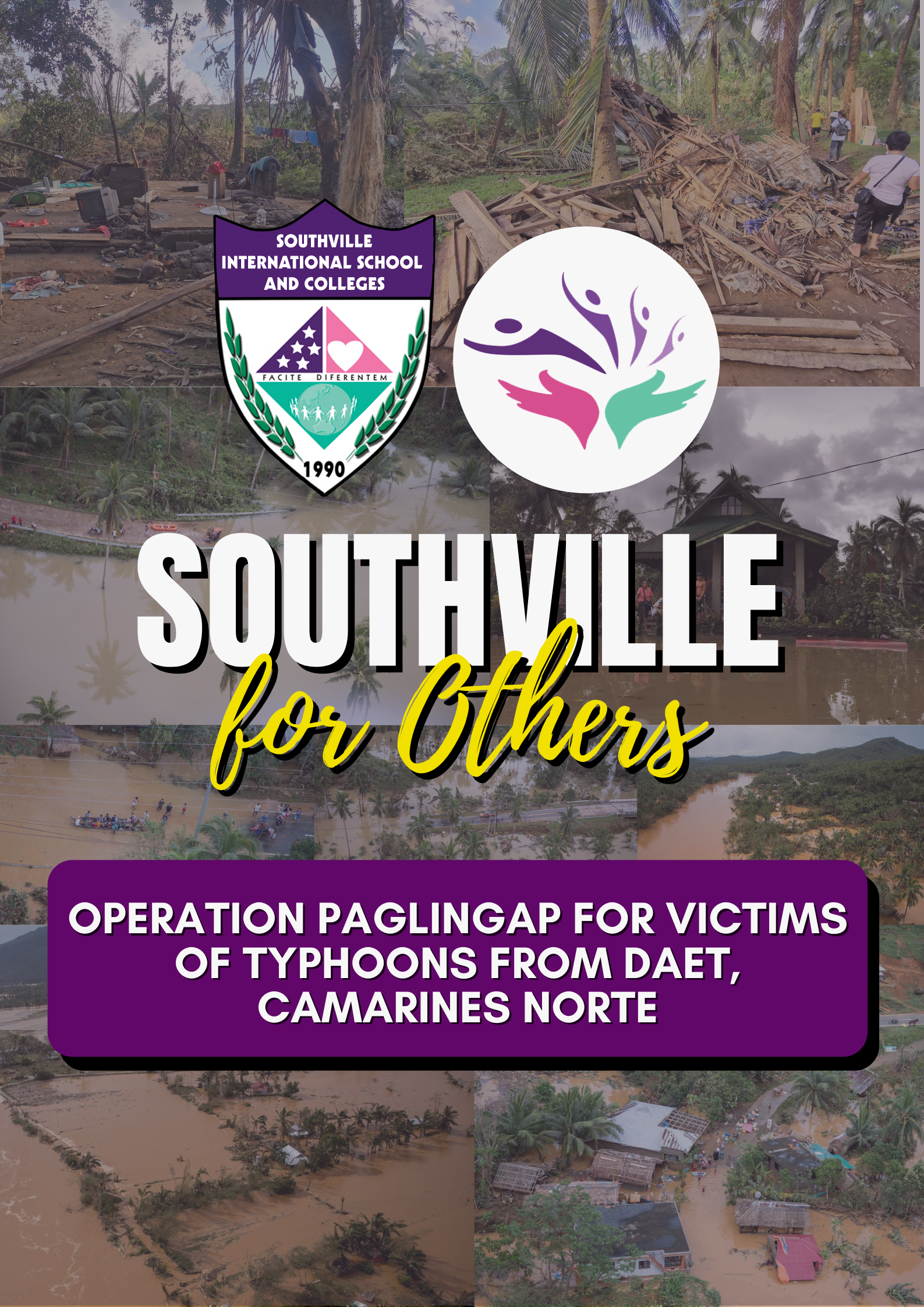 Southville For Others (SFO): A Pledge for Typhoon Victims