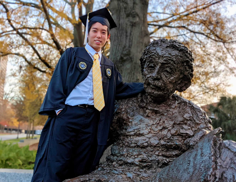 Southville Alumnus Graduates Summa Cum Laude and Lands Facebook Internship Amid the Pandemic