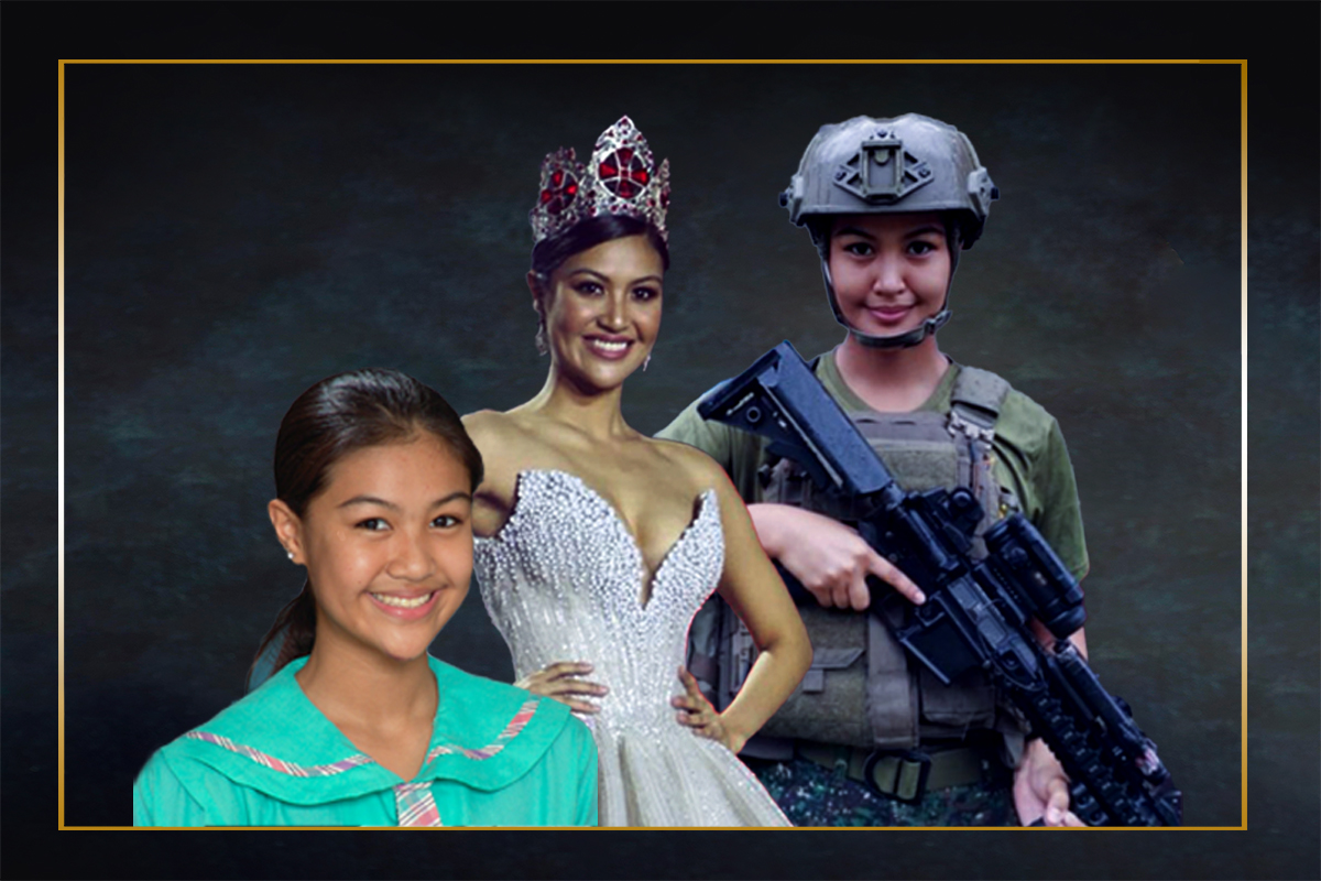 Beauty Queen and Top 1 Military Reservist Winwyn Marquez,a Teacher That Is to Happen Yet